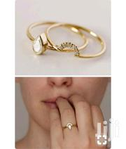 Pure Gold Wedding Rings   Jewelry for sale in Greater Accra, Kwashieman