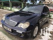 Mercedes-Benz C180 2007 Blue   Cars for sale in Greater Accra, Dzorwulu