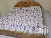 King Sized Bed With Mattress | Furniture for sale in Greater Accra, Tema Metropolitan