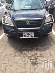 Honda CR-V 2008 Black | Cars for sale in Greater Accra, East Legon (Okponglo)