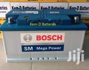 17 Plates Car Battery - (Bosch Batteries) + Free Delivery | Vehicle Parts & Accessories for sale in Greater Accra, North Kaneshie