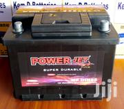 New Batteries Power Jet 13 Plates Car Battery Free Delivery | Vehicle Parts & Accessories for sale in Greater Accra, Dzorwulu