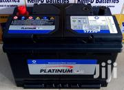 Platinum Car Battery Free Delivery 15 Plates Batteries | Vehicle Parts & Accessories for sale in Greater Accra, Okponglo