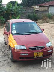 Chevrolet Aveo 2005 Sedan Red | Cars for sale in Ashanti, Kumasi Metropolitan
