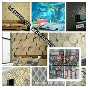 3D Wallpaper And Installation | Building & Trades Services for sale in Greater Accra, Kotobabi