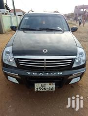 SsangYong Rexton 2005 Automatic Black | Cars for sale in Greater Accra, Teshie-Nungua Estates