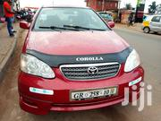 Toyota Corolla 2007 S Red | Cars for sale in Greater Accra, Darkuman