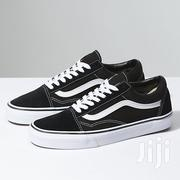 Vans Lace-up Sneakers - Black/White | Shoes for sale in Greater Accra, Ashaiman Municipal