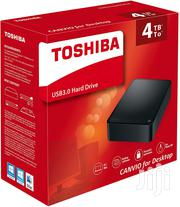 4tb Toshiba Canvio For Desktop Drive | Computer Hardware for sale in Greater Accra, Osu