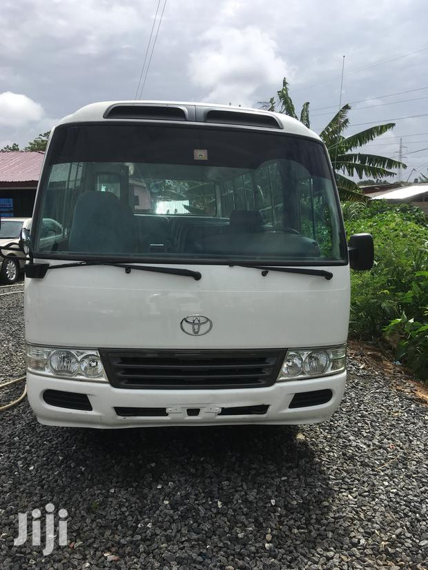 Archive: Toyota Coaster 2012 Model