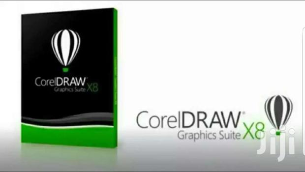Corel Draw X8 PC (Full)