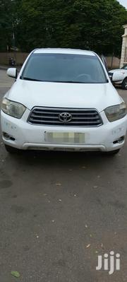 Toyota Highlander 2008 4x4 White | Cars for sale in Greater Accra, Odorkor