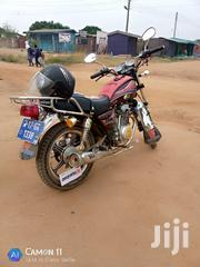 Haojue HJ125-8K 2017 Red | Motorcycles & Scooters for sale in Greater Accra, Airport Residential Area