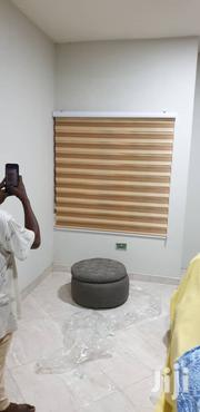 Modern Dual Colors Zebra Curtain Blinds | Home Accessories for sale in Greater Accra, Accra new Town