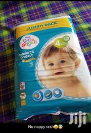 Little Angels Diapers Size 4 | Baby & Child Care for sale in Greater Accra, Tema Metropolitan