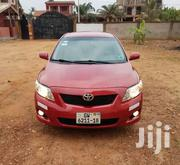 Toyota Corolla 2008 Verso 1.8 VVT-i Automatic Red | Cars for sale in Western Region, Juabeso