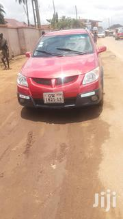 Pontiac Vibe 2005 1.8 AWD Red | Cars for sale in Ashanti, Kumasi Metropolitan