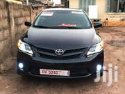 Toyota Corolla 2013 Black | Cars for sale in Brong Ahafo, Atebubu-Amantin