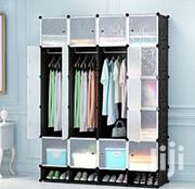 20 Cube Plastic Wardrobe With Shoe Rack [FREE DELIVERY] | Furniture for sale in Greater Accra, Accra Metropolitan