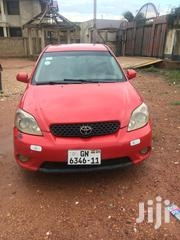 Toyota Matrix 2004 Red | Cars for sale in Greater Accra, East Legon (Okponglo)