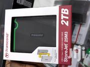 Transcend 2tb External Hard Drive | Computer Hardware for sale in Greater Accra, Dzorwulu