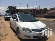 Honda Civic 1.8i-VTEC EXi Automatic 2007 White | Cars for sale in Greater Accra, Kwashieman