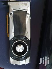 Gtx 1070 Founder's Edition | Computer Hardware for sale in Greater Accra, Achimota