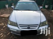 Honda Accord 2002 EX Silver | Cars for sale in Greater Accra, South Labadi