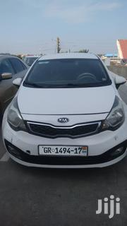 Kia Rio 2013 White | Cars for sale in Greater Accra, Kwashieman