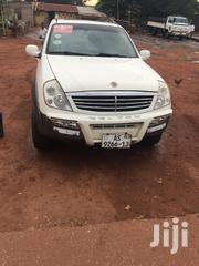 SsangYong Rexton 2004 White | Cars for sale in Brong Ahafo, Techiman Municipal