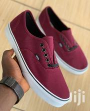 Old Sch Vans Wine | Shoes for sale in Greater Accra, Airport Residential Area