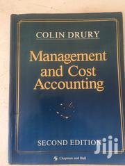 Management & Cost Accounting By Colin Drury | Books & Games for sale in Greater Accra, Abossey Okai