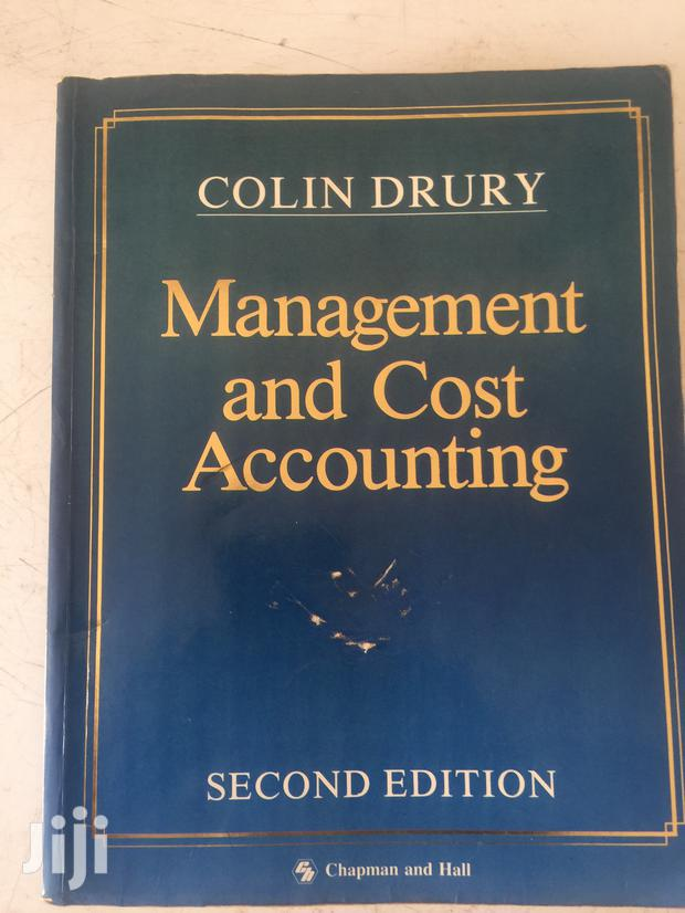 Archive: Management & Cost Accounting By Colin Drury
