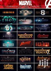 Marvel Cinematic Universe Box Set | Video Games for sale in Greater Accra, Accra Metropolitan
