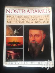 Nostradamus - Prophesies Fulfilled By Francis X. King | Books & Games for sale in Greater Accra, Abossey Okai