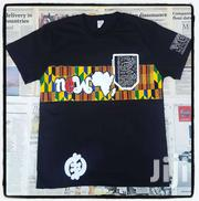 Designer T-shirt Black | Clothing for sale in Greater Accra, Osu