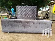Delicious Gray Bed Frame   Furniture for sale in Greater Accra, East Legon