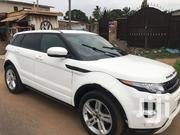Land Rover Range Rover Evoque 2012 Pure White | Cars for sale in Central Region, Awutu-Senya