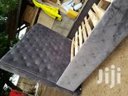 Gray Massive Bed | Furniture for sale in Greater Accra, Asylum Down