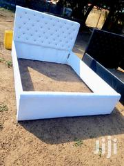 White Bed For Sale | Furniture for sale in Greater Accra, Accra new Town