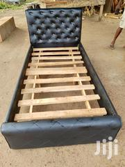 Black Bed For Sale | Furniture for sale in Greater Accra, Kotobabi