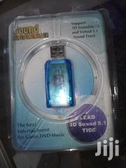 Usb Sound Card | Computer Accessories  for sale in Northern Region, Tamale Municipal