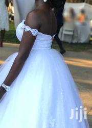 White Ball Wedding Gown | Wedding Wear for sale in Greater Accra, Kwashieman