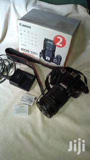 Canon 550D Camera With 2 Batteries | Cameras, Video Cameras & Accessories for sale in Greater Accra, Odorkor