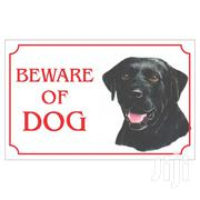 Beware Of Dog Plackards | Pet's Accessories for sale in Greater Accra, East Legon