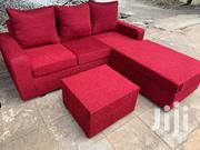 ITALIAN L SHAPE SOFA ♥️ 💗 ❤️ 💖 | Furniture for sale in Greater Accra, Accra new Town