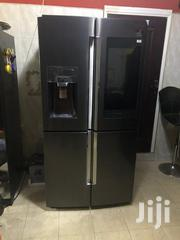 Samsung 28 Cu.Ft 4-door Flex With 21.5 Touch Screen | Home Appliances for sale in Greater Accra, East Legon