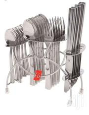 24pcs Stainless Cutlery | Kitchen & Dining for sale in Greater Accra, Achimota