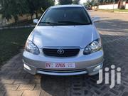 New Toyota Corolla 2007 1.8 VVTL-i TS Silver | Cars for sale in Greater Accra, Accra Metropolitan