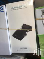 VGA To HDMI Adapter With Audio | Computer Accessories  for sale in Greater Accra, Ga South Municipal